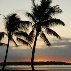 Tanoa Waterfront Hotel пляж фото 2