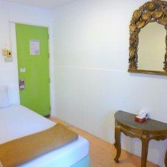 Отель Sawasdee Welcome Inn Таиланд, Бангкок - 3 отзыва об отеле, цены и фото номеров - забронировать отель Sawasdee Welcome Inn онлайн комната для гостей фото 5