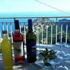 Отель B&B Monte Brusara Равелло питание фото 3