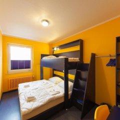 Отель Bedn Budget Cityhostel Hannover Стандартный номер с различными типами кроватей фото 4