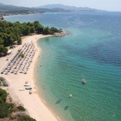 Lagomandra Hotel & Spa пляж