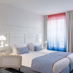 Отель Hôtel 34B - Astotel 3* Стандартный номер с различными типами кроватей фото 5