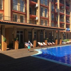 Апартаменты Sunny View Studio Солнечный берег бассейн фото 3