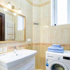 Гостиница Appartment Arkadiya Levytskoho Украина, Львов - отзывы, цены и фото номеров - забронировать гостиницу Appartment Arkadiya Levytskoho онлайн ванная фото 2