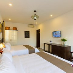 Отель OHANA Garden Boutique Villa 2* Стандартный семейный номер с двуспальной кроватью фото 4