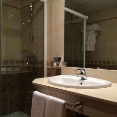 Отель Hostal Los Valles ванная