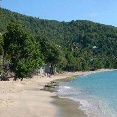 Отель Sugarapple Inn пляж