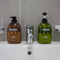 Отель YD Residence Южная Корея, Сеул - отзывы, цены и фото номеров - забронировать отель YD Residence онлайн ванная