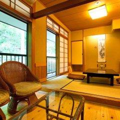 Отель Kurokawa Onsen Oku no Yu Минамиогуни комната для гостей фото 5