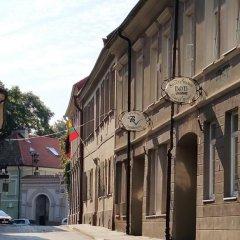 Отель Litinterp Guesthouse Vilnius парковка