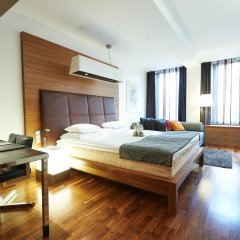 GLO Hotel Helsinki Kluuvi 4* Люкс с двуспальной кроватью фото 5