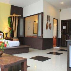 Mook Anda Hotel 2* Стандартный номер с различными типами кроватей фото 21