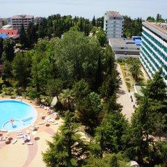 Гостиница Санаторно-курортный комплекс Знание балкон