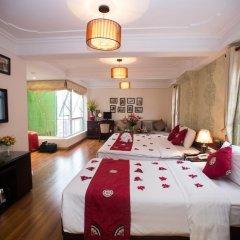Hanoi Central Park Hotel 3* Стандартный номер с различными типами кроватей фото 12