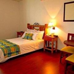 Armenia Hotel SA 3* Стандартный номер разные типы кроватей фото 4
