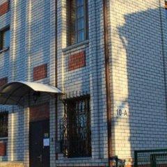 Хостел Orange вид на фасад