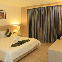 Отель Icheck Inn Nana Бангкок комната для гостей фото 5
