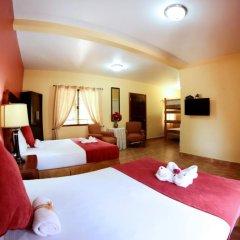 Отель y Cabañas Ros Гондурас, Тегусигальпа - отзывы, цены и фото номеров - забронировать отель y Cabañas Ros онлайн сейф в номере