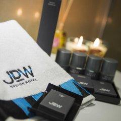 JDW Design Hotel 3* Стандартный номер с различными типами кроватей фото 15