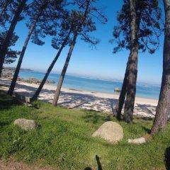 Hotel y Apartamentos Bosque Mar пляж