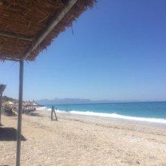 Hotel Vola пляж