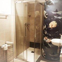 Отель Pension Koxka Испания, Сан-Себастьян - отзывы, цены и фото номеров - забронировать отель Pension Koxka онлайн ванная