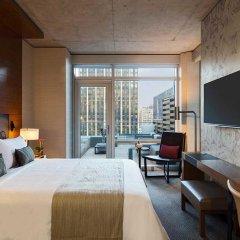 Renaissance New York Midtown Hotel 4* Стандартный номер с различными типами кроватей фото 9