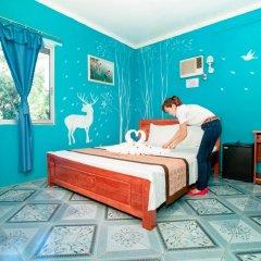 Halong Party Hostel Стандартный номер с различными типами кроватей фото 5