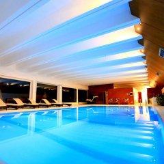 Hotel Sonnenhof Горнолыжный курорт Ортлер бассейн