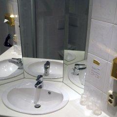 Entrée Hotel Glinde 3* Стандартный номер с 2 отдельными кроватями (общая ванная комната) фото 12