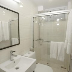 Отель Laguna Boutique Мальдивы, Северный атолл Мале - отзывы, цены и фото номеров - забронировать отель Laguna Boutique онлайн ванная фото 2