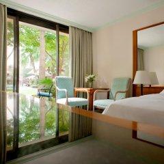 Le Meridien Dubai Hotel & Conference Centre 5* Номер Делюкс с разными типами кроватей фото 4