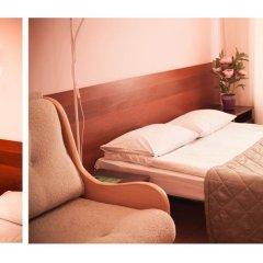 Гостиница Капитал Эконом Стандартный номер с различными типами кроватей фото 18