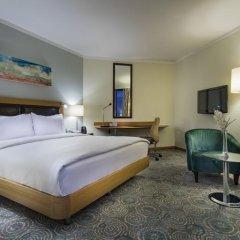 Отель Mersin HiltonSA комната для гостей фото 5