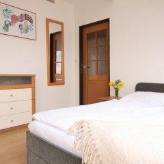 Отель Jungmann Central Residence Прага комната для гостей фото 5