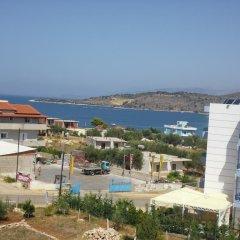 Отель My Ksamil Guesthouse пляж