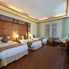 Muong Thanh Sapa Hotel 3* Номер Делюкс с различными типами кроватей фото 3
