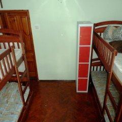 Отель Yourhostel Kiev Кровать в общем номере фото 13