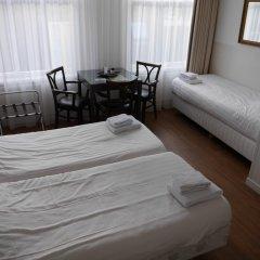 Hotel Prinsenhof Amsterdam комната для гостей
