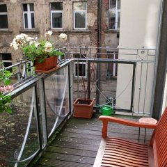 Апартаменты Brilliant Apartments Berlin балкон