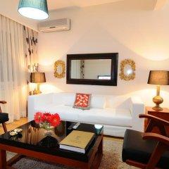 Отель Cheya Gumussuyu Residence 4* Апартаменты с различными типами кроватей фото 16