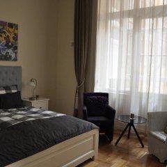 Отель Klarahome Budapest Венгрия, Будапешт - отзывы, цены и фото номеров - забронировать отель Klarahome Budapest онлайн комната для гостей фото 5