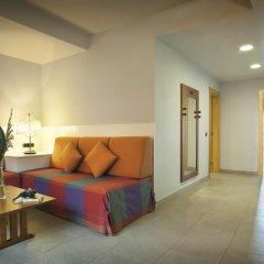 Отель Adrián Hoteles Roca Nivaria 5* Стандартный номер с двуспальной кроватью фото 4