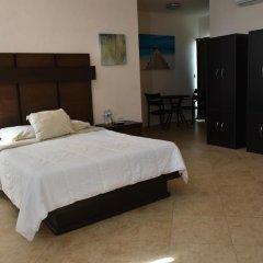 Отель Solymar Cancun Beach Resort 3* Студия Делюкс с различными типами кроватей фото 3
