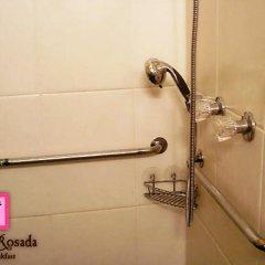 Отель La Casa Rosada Копан-Руинас ванная