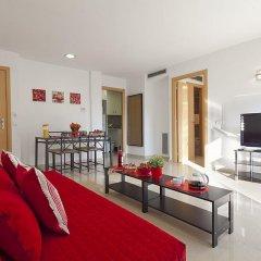 Отель Charmsuites Nou Rambla Апартаменты с разными типами кроватей фото 2