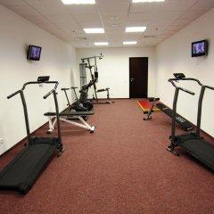Гостиница Митино фитнесс-зал фото 2