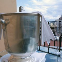 Hotel Albani Firenze 4* Улучшенный номер с различными типами кроватей фото 4