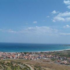 Отель VIlletta al mare in Sardegna Синискола пляж фото 2