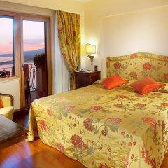 Villa Diodoro Hotel 4* Улучшенный номер с различными типами кроватей фото 4
